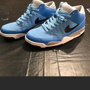 Nike Air Flight Light Blue